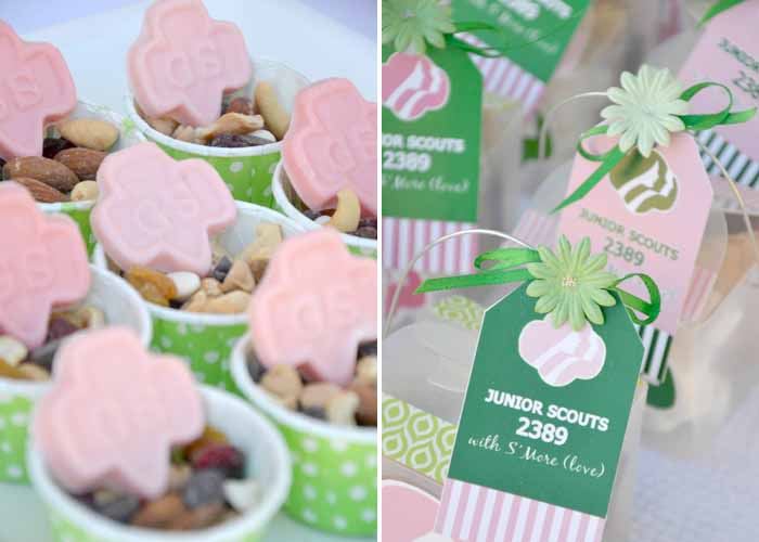 Girl Scouts Party Girl Scouts Guest Dessert Feature