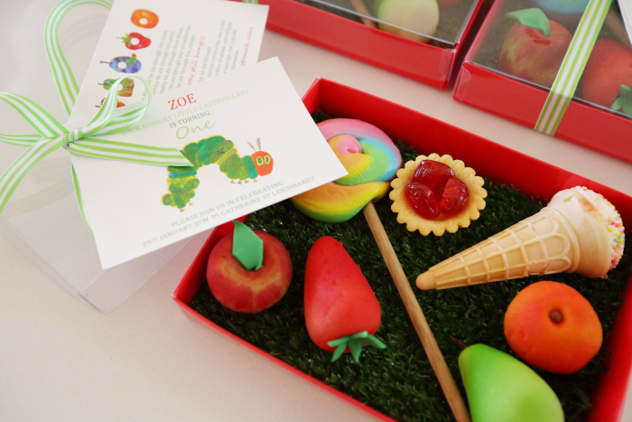 Hungry Caterpillar Hungry Caterpillar Guest Dessert Feature