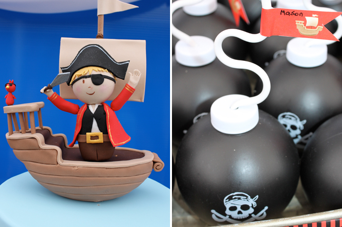Pirate Party Pirate Party Guest Dessert Feature