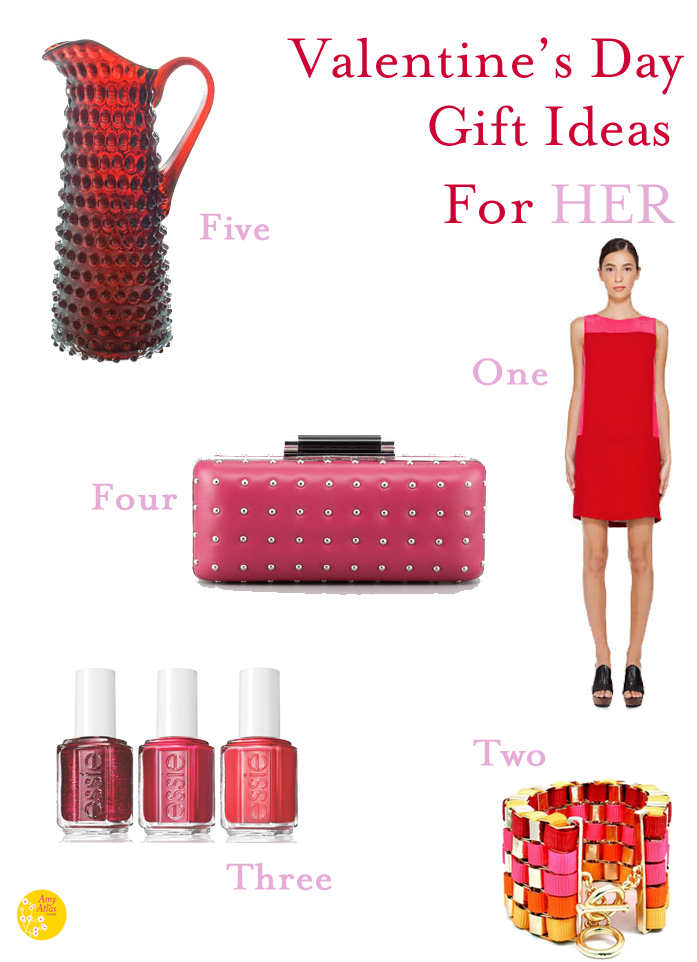 Valentines Day Gifts for Her Great Finds: Valentines Day Gift Ideas