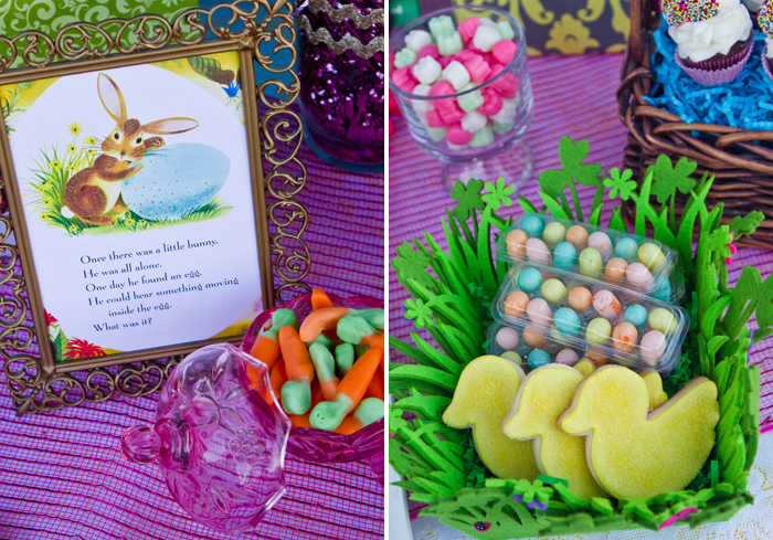 Golden Book Inspired Easter Party1 Bright and Cheery Easter Guest Featured Submission