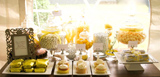 Rustic Summer Wedding Guest Dessert Feature