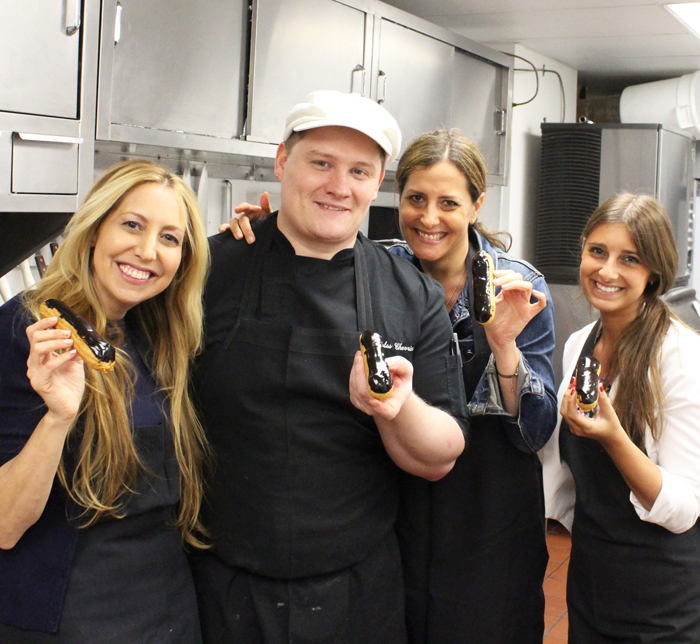 Maison Kayser Crew A Visit with Maison Kayser {& Eclair Vlog/Recipe for National Eclair Day!}