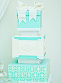 Tiffany Blue Dessert Table