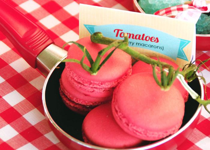 tomatoes1 Barbecue Bonanza Guest Dessert Feature {July 4th}