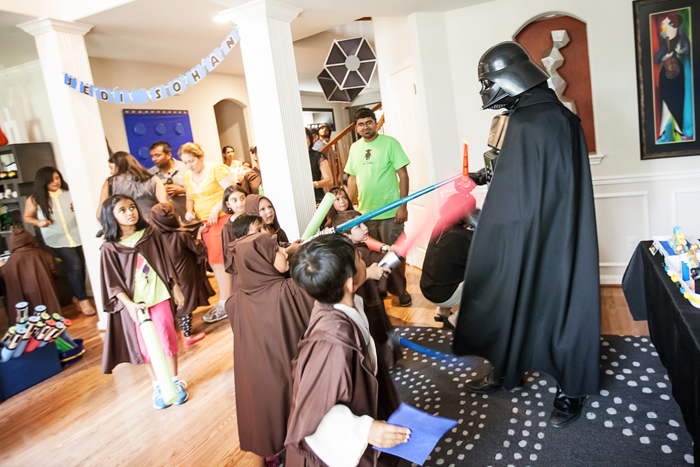 Star Wars Party Kids Legos And Lightsabers Party: Part II