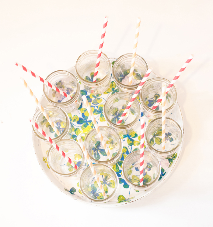 Stripey Straws1 Crafting Party Guest Dessert Feature