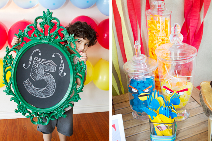 Angry Birds Birthday Party | Apothecary Jars