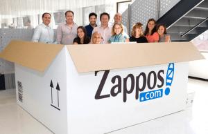 Equipe da Zappos