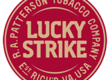 ヨーロッパの一部で2013年より導入されているラッキーストライクのブルズアイ