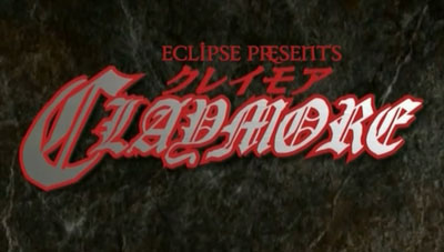 Claymore\'s Title Screen
