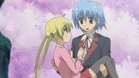 Hayate and Nagi