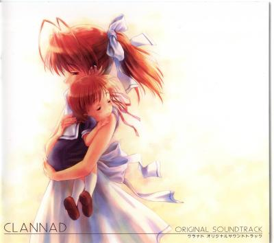 Clannad OST Cover