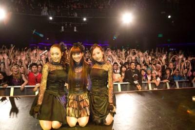 kalafina anime expo concert club nokia
