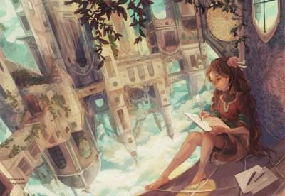 anime writer