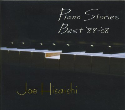 Joe Hisaishi Piano Best