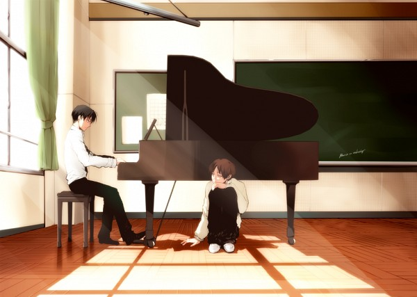 Anime Piano