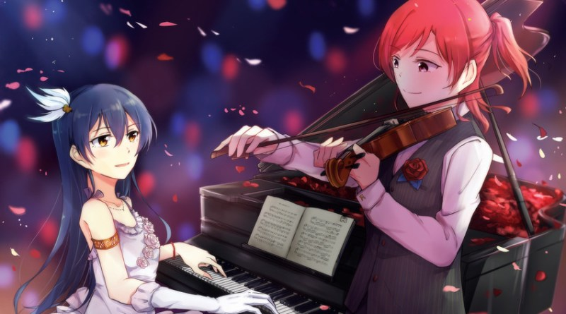 lovelive piano
