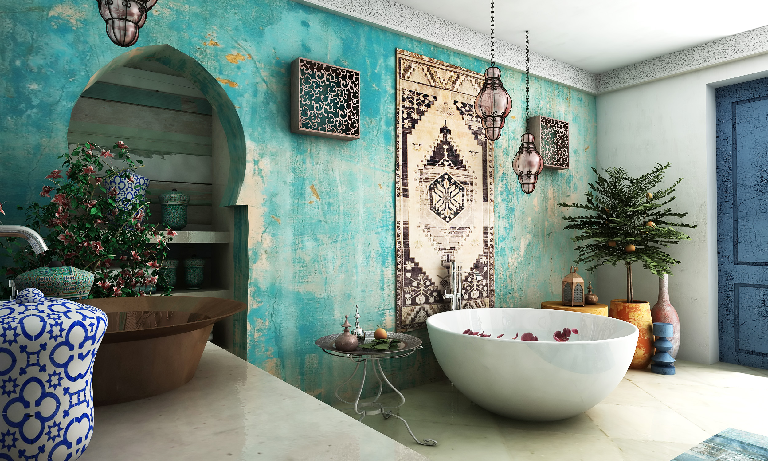 Moroccan Design Ideas Saturday Six Moroccan Designs To Die For