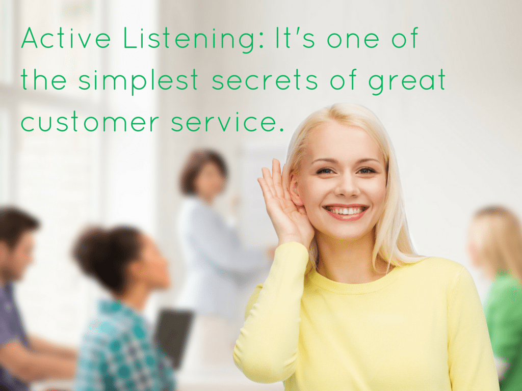 9 secrets to providing excellent customer service