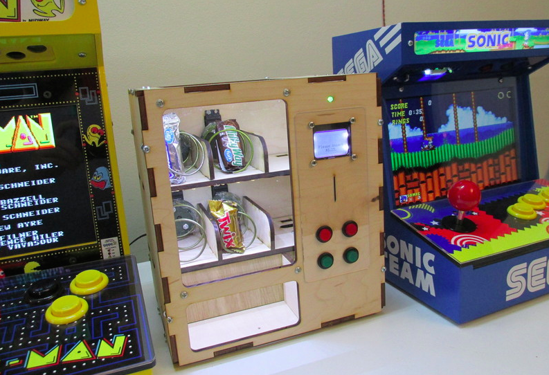 How To Make A Slime Vending Machine Images Of Home Design