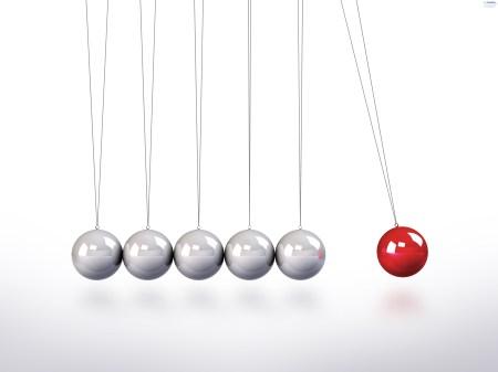 Inertia By Isaac Newton