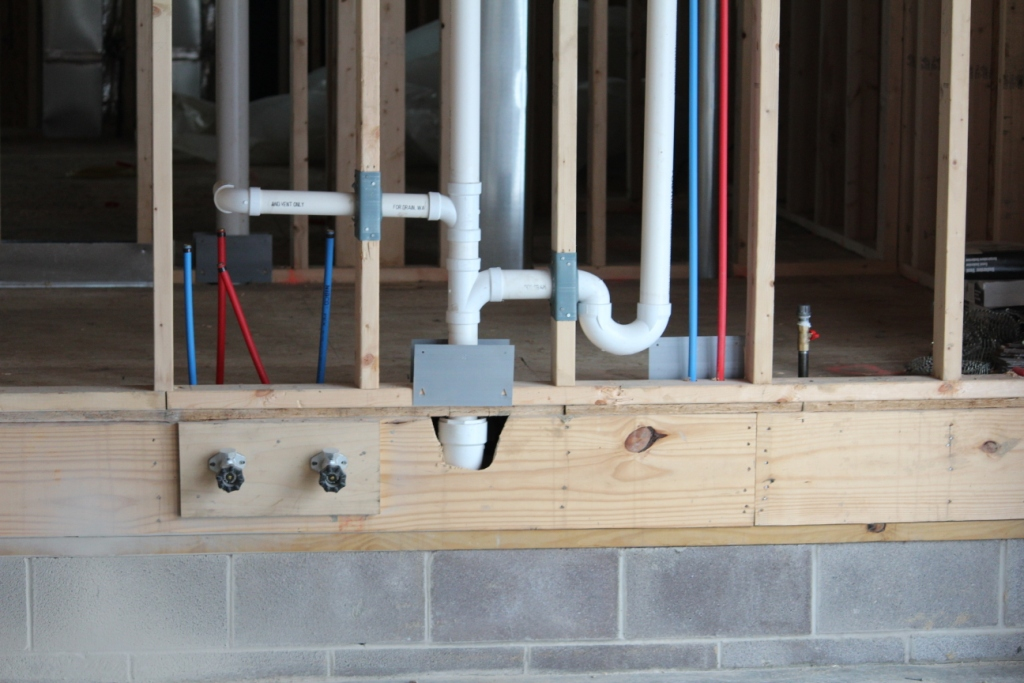 Plumbing Rough-In For Your New Home Builder Tips For Quality