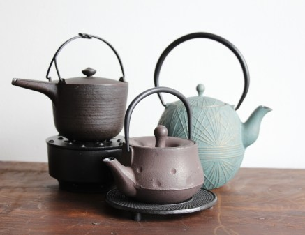 Benefits of Cast Iron Teapots