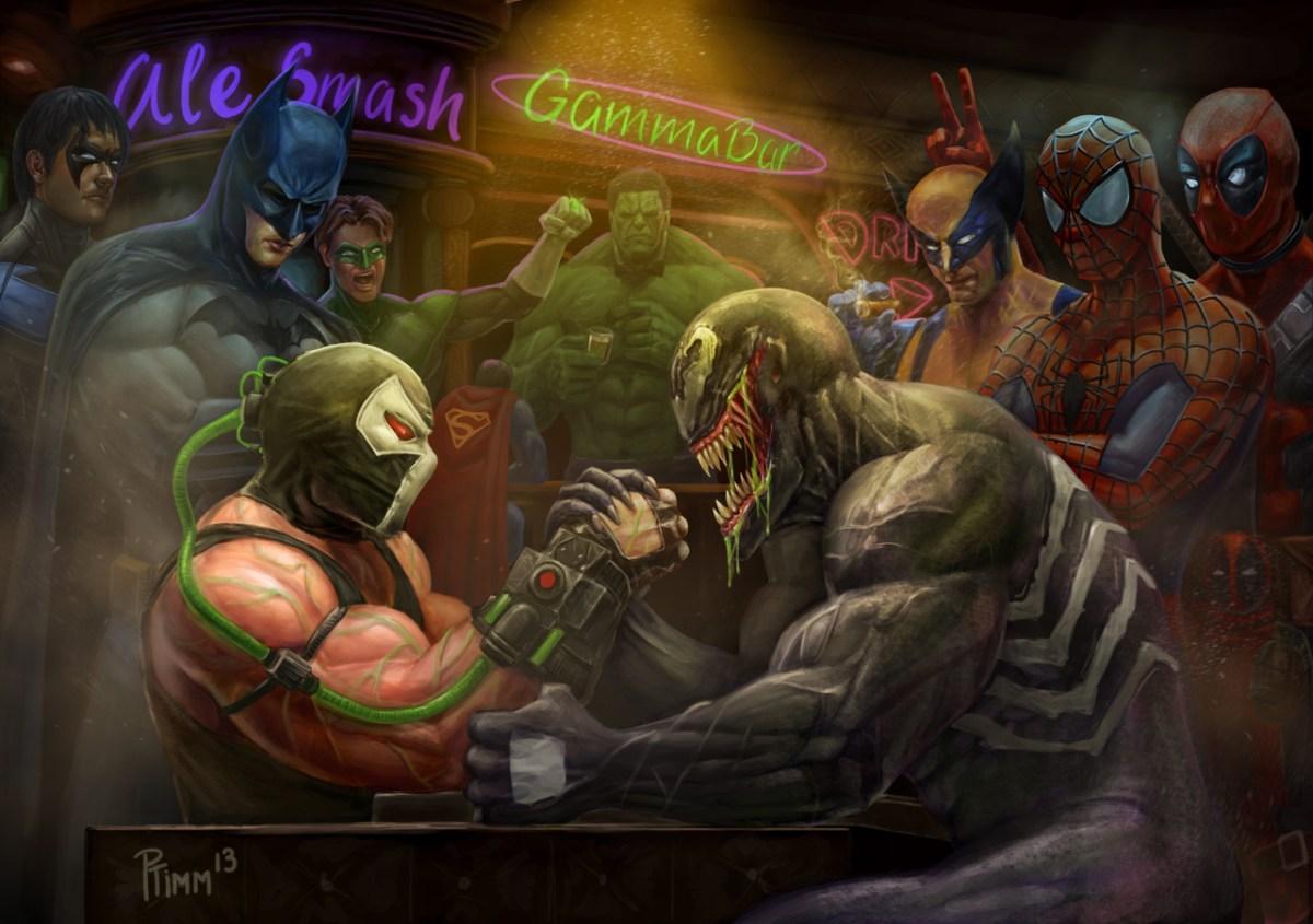 Bane vs. Venom