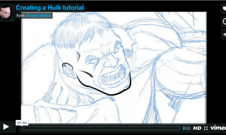 hulk thumb