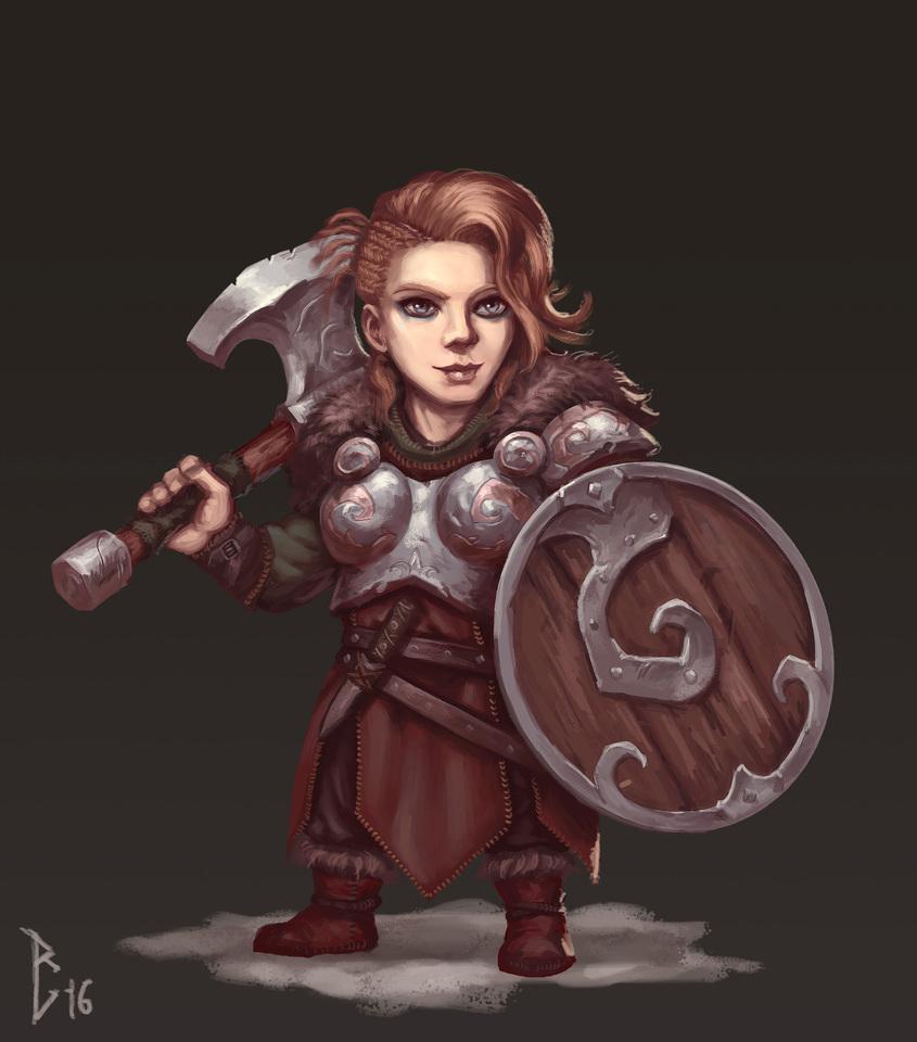 display_dwarf_shieldmaiden