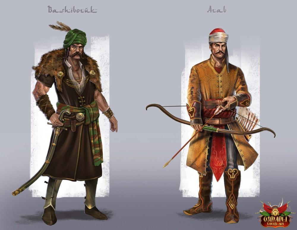 Ottoman Wars Concepts by Onur Bakar