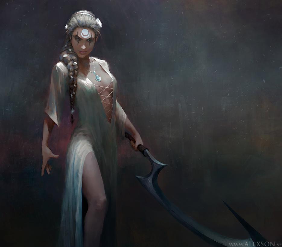 Diana by Alexander Forssberg