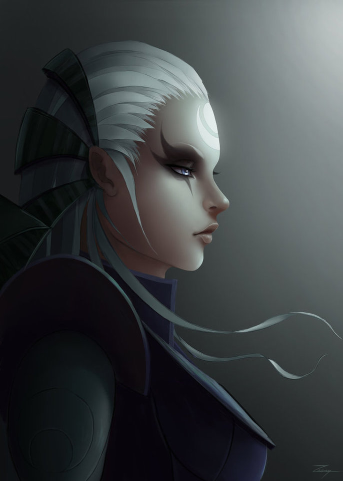 Diana by Casper Hansen