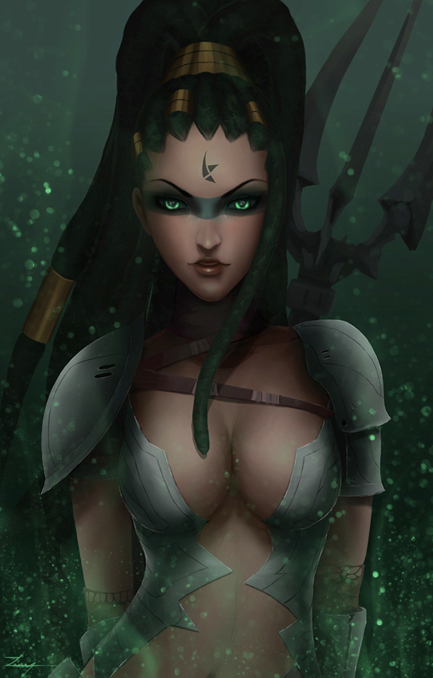 Headhunter Nidalee by Casper Hansen