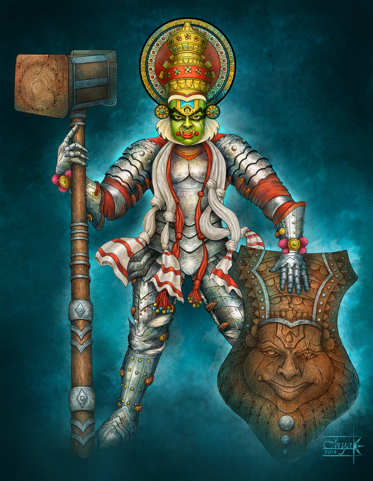 Warrior by aishwaary anant