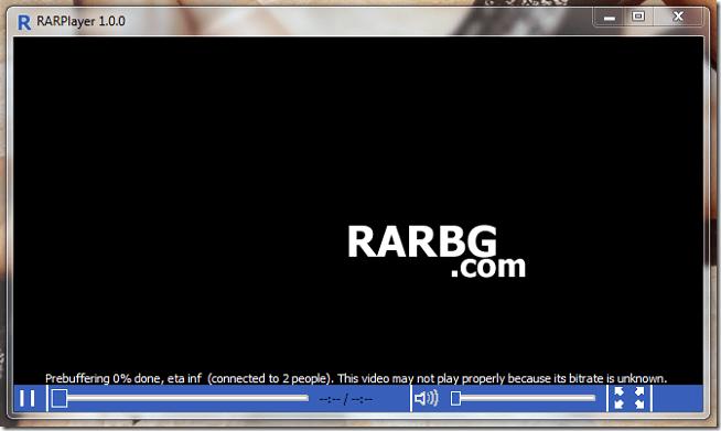 rarbg-player