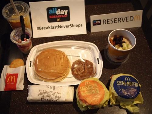 Medium Of Mcdonalds All Day Breakfast