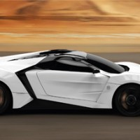 Lykan Hypersport : supercar arabe et voiture la plus chère du monde ?