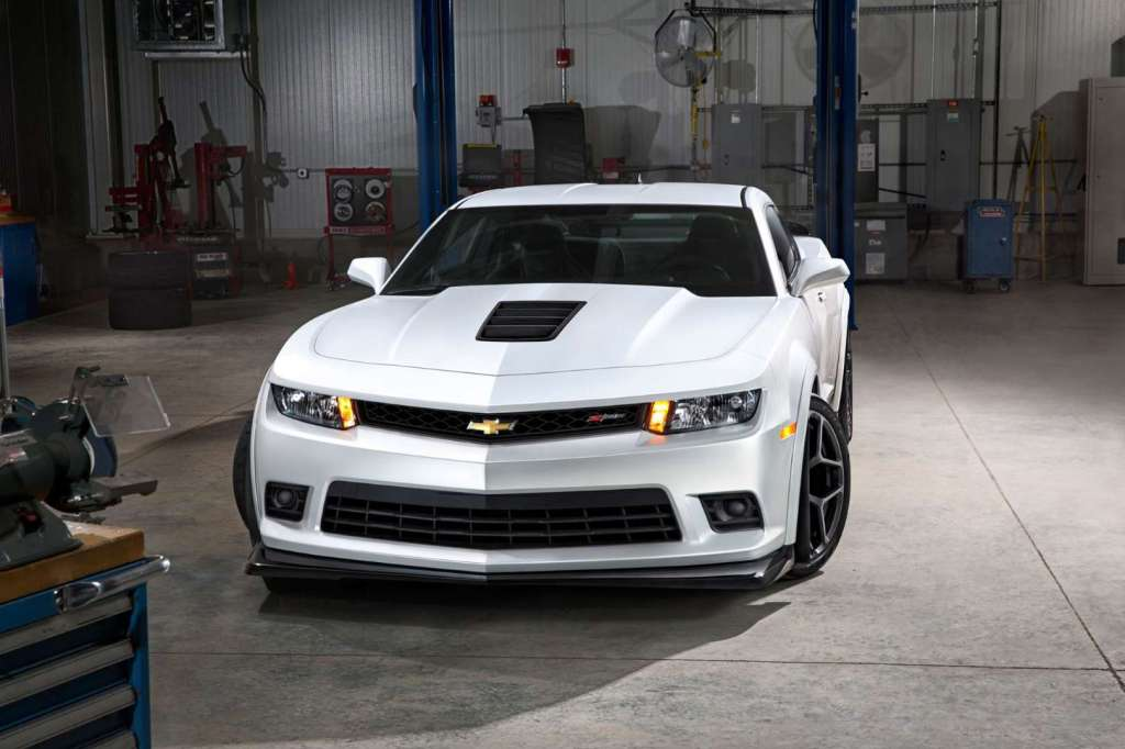 Chrysler, GM fill 8 of MSN 15 Most Improved Vehicles Last 10 Years picture 14 Camaro Z28