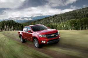 Chrysler, GM fill 8 of MSN 15 Most Improved Vehicles Last 10 Years - 2015 Chevrolet Colorado