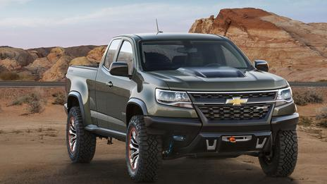 2015 Chevrolet Colorado Diesel ZR2 picture