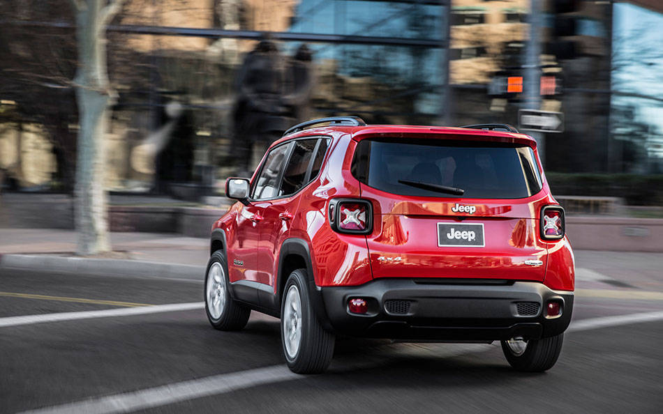 the WNC Powerhouse: 2015 Jeep Renegade Pricing and Availability