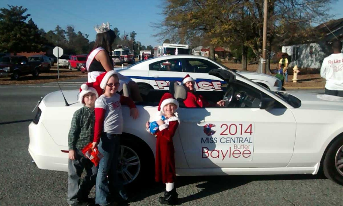 2014 Pageland Christmas Parade recap by Autostar Pageland