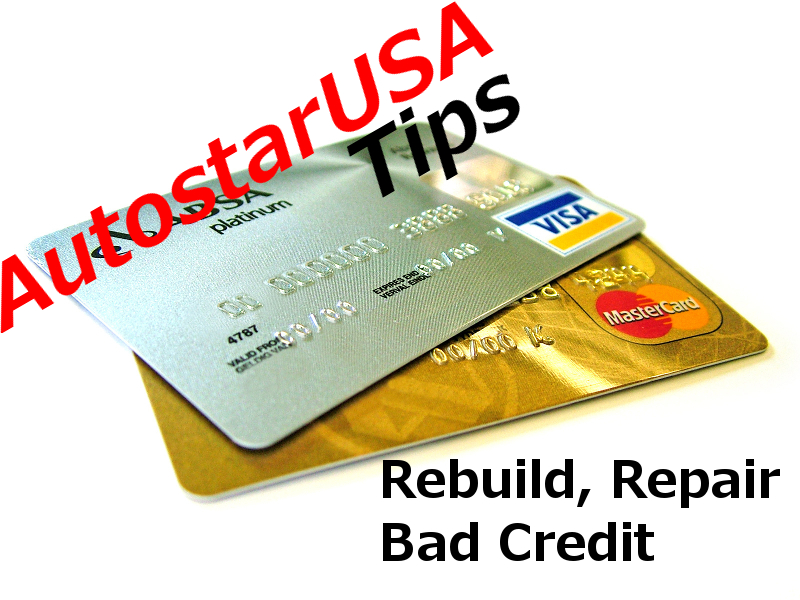 Autostar USA Tips: Rebuild, Repair Bad Credit