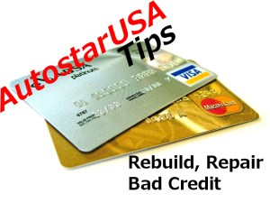 autostar usa tips: rebuild repair bad credit featured image