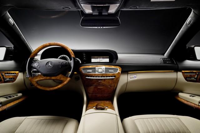 2007 Mercedes Benz CL600