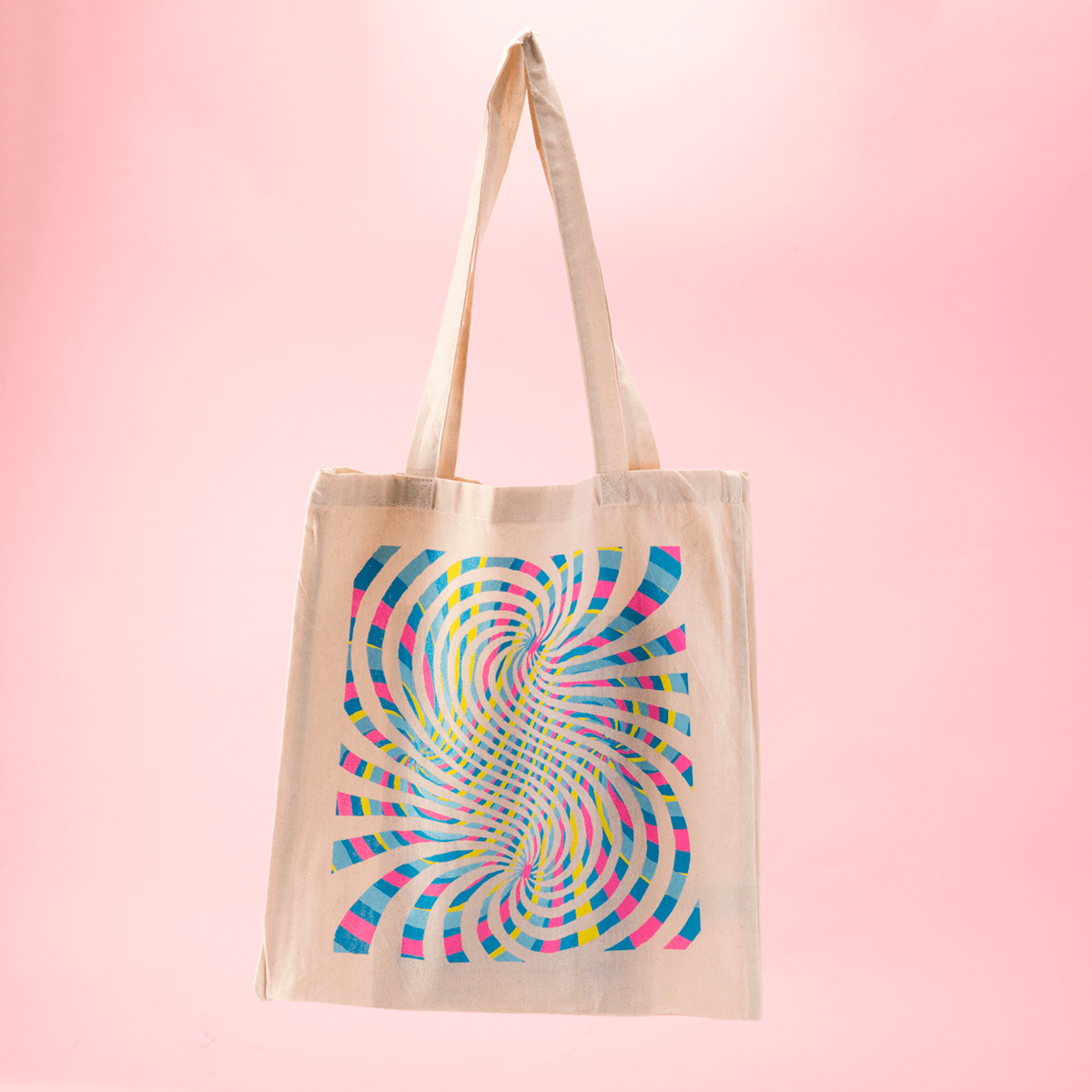 Mike Perry, The Travelling Canvas, Tote Bag, Awesome Merchandise