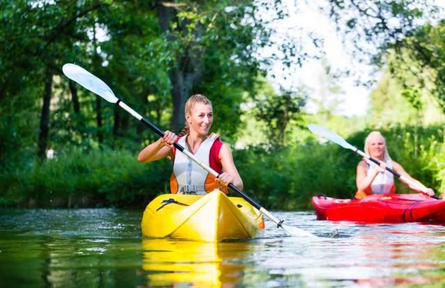 spot location canoe