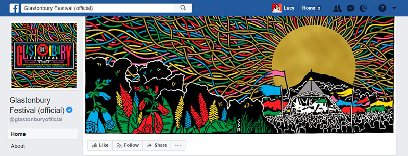 Facebook Cover Photo Maker - Guide and Examples